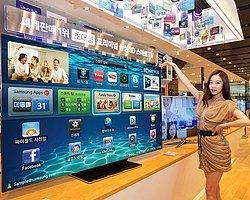Samsung Saniyede 3 Televizyon Satıyor