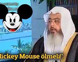 Suudi Din Adamından 'Mickey Mouse Ölmeli' Fetvası