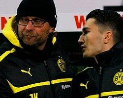 'Hamburger' Dortmund'un Boğazında Kaldı