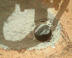 Gezginci Robot Curiosity Mars'ta