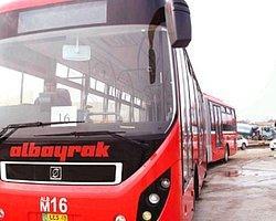 Pakistan'a Türk İşi Metrobüs