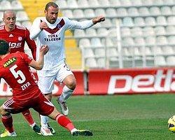 Sivasspor'un Son Kurbanı Trabzonspor