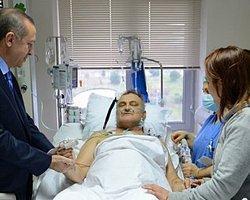 Erdoğan'ın Saygun'u Ziyaretinde 'Yoğun Bakım Tebliği' Nasıl Çiğnendi?