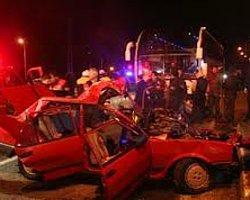 Nevşehir'de Trafik Kazası: 3 Ölü