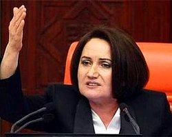 Meral Akşener CHP'li Vekilin Kayısılarına El Koydu