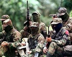 Farc İle Çatışmada En Az 7 Kolombiya Askeri Öldü