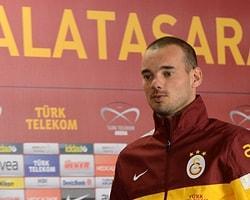 Sneijder Fanatik'teki Röportajını Yalanladı