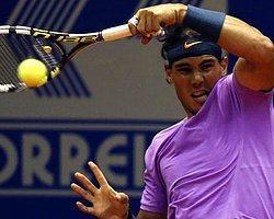 Nadal galibiyetle başladı.