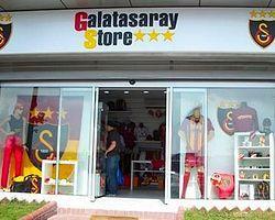 Galatasaray Store saldırı!