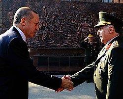 Erdoğan, Genelkurmay Başkanı Özeli Kabul Etti