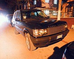 Hatay'da 7 Bin Dolara Range Rover