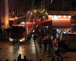 Selanik'te Bombalı Saldırı