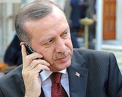 Başbakan'dan 'Geçmiş Olsun' Telefonu