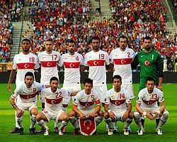 FIFA sıralamasında Türkiye 45. basamakta
