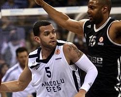 Anadolu Efes, Brose Baskets'i 89-86 Yendi