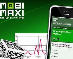 Qr Barkodların Etkinliğini Arttıran Yeni Bir Girişim; Mobimaxi!