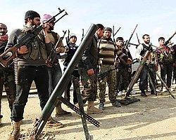 ABD Suriyeli Muhaliflere Yardım 'Ambargosunu' Kaldırdı