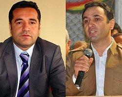BDP'li Başkanlar Töre ve Taş Trafik Kazası Geçirdi