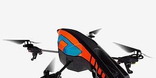 Dünyanın İlk Dört Pervaneli Wi-Fi Helikopteri