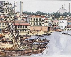 'Bir Çizgi Romanın Doğuşu' Sergisi Beyoğlu'nda
