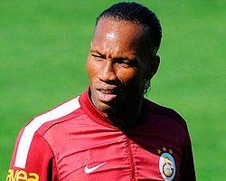Bir Şaka da İHA'dan: Drogba Galatasaray'dan Ayrıldı!