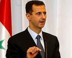 Suriye Lideri Esad Af İlan Etti