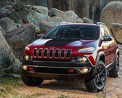 2014 Jeep Cherokee'nin Yüzü Göründü