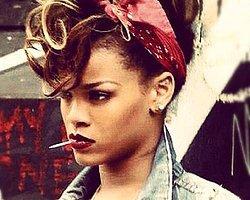Rihanna'dan Okkalı Tokat!