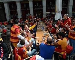 Galatasaray Taraftarına Polis Saldırısı