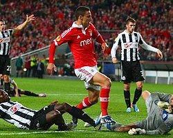 Benfica'dan Muhteşem Geri Dönüş