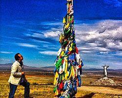 'Zaman Yolcusu' Şamanların Ruhani Lideriyle