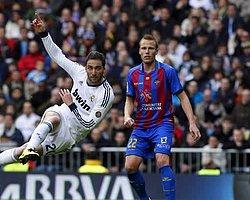 Real Madrid Gol Olup Yağdı