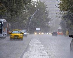 Öğleden Sonraya Dikkat! Meteoroloji'den Kuvvetli Yağış Uyarısı