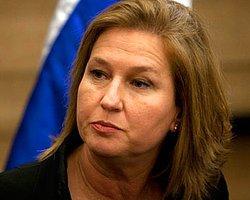 Livni'den Arabuluculuk Açıklaması