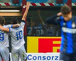 Inter Evinde Dağıldı!