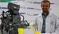 İşte İnsansı Robotumuz Akıncı-2