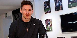 Messi Komşusundan Kurtulmak İçin Bakın Ne Yaptı?