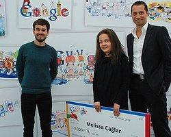 Google'ın Ana Sayfası Melissa'yla Açılacak