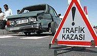 Doğanşehir'de Trafik Kazası: 1 Ölü