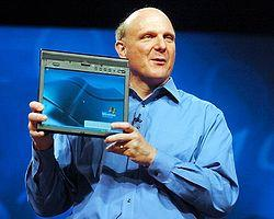 Microsoft'un Tablet Çilesi