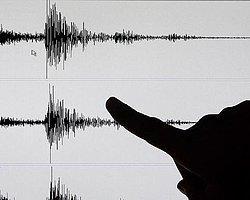 Deprem Tokyo'daki Binaları da Salladı