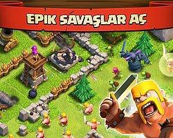 İşte 1.4 Milyar TL'lik Ücretsiz iPhone Oyunu!  Clash of Clans