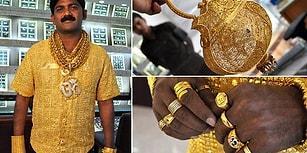 250.000$'lık Gömlek Yaptırdı