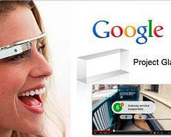 Google Glass 2014′E Kadar Gelmeyecek