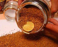 Kahve Kavanozlarından Altın Çıktı Haberi  Gundem