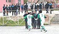 Tecdespor-Doğanşehir Belediyespor Maçında Çıkan Olayların Kararı Açıklandı
