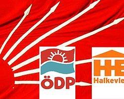 CHP'nin Sol Kanadı ÖDP ve Halkevleri'yle Ortak Çalışacak