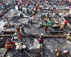 Bangladeş'te Kurtarma Çalışmaları Sonlanıyor