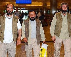 Serbest Bırakılan Mühendisler Türkiye'de