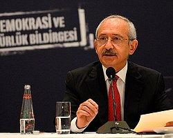 Kılıçdaroğlu Yine Sert Konuştu